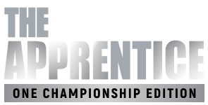 The Apprentice ONE Championship Logo