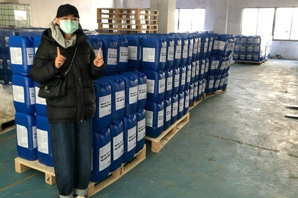ONE Championship donates four tons of medical supplies to Wuhan in the midst of the coronavirus