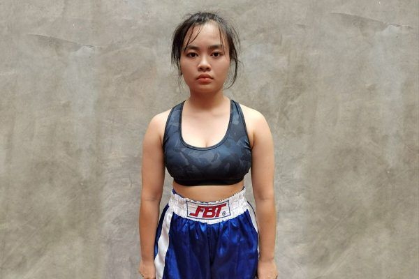 Thai mixed martial artist Sunisa Srisen