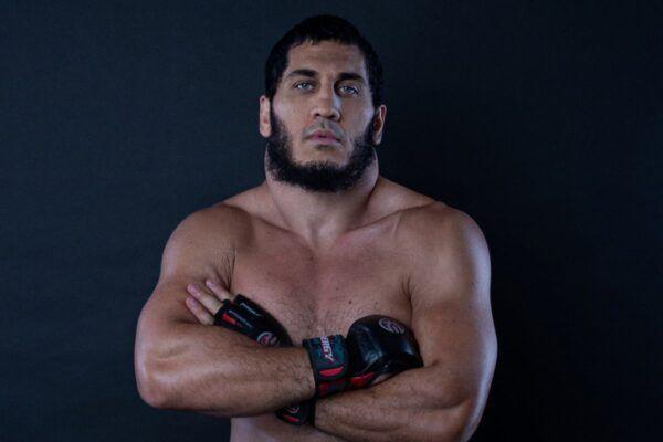 Russian MMA fighter Islam Abasov