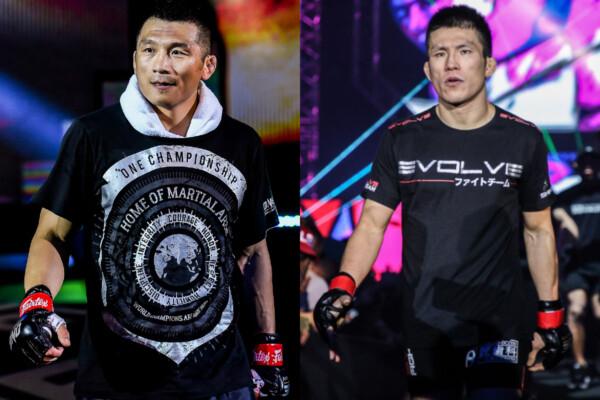 Could Zhang Lipeng fight Shinya Aoki next?