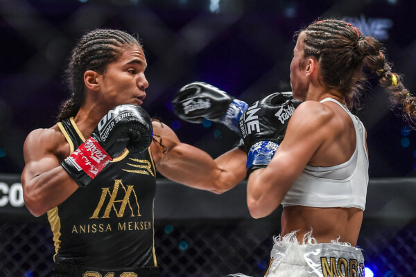 Anissa Meksen knocks out Cristina Morales at ONE: EMPOWER