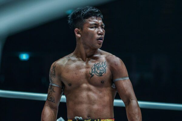 ONE Flyweight Muay Thai World Champion Rodtang Jitmuangnon is ready for action