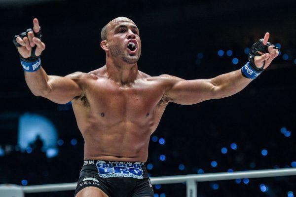 American lightweight mixed martial arts legend Eddie Alvarez