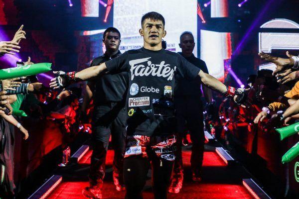 Filipino flyweight sensation Danny Kingad