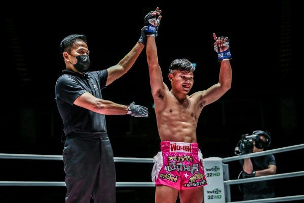Sok Thy wins at ONE: A NEW BREED