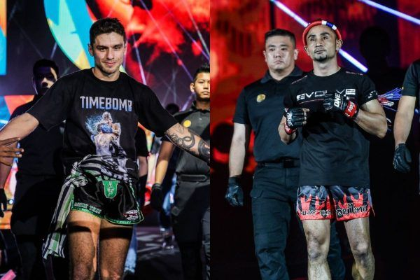 Muay Thai fighters Josh Tonna nd Sam-A Gaiyanghadao will square off at ONE: REIGN OF DYNASTIES