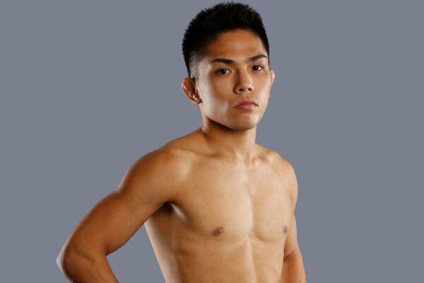 Japanese MMA star Hiroba Minowa