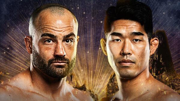"""Eddie Alvarez fights Ok Rae Yoon at """"ONE on TNT IV"""" on 28 April!"""