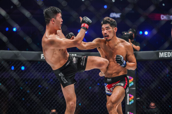 Ok Rae Yoon beats Christian Lee to win the lightweight belt at ONE: REVOLUTION
